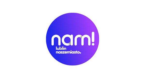 Logo Lublin Nasze Miasto